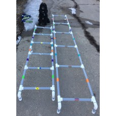 Canine Conditioning Cavaletti's / Ladder