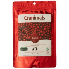 Cranimals – Cranberry Extract For Urinary Tract Health  – 4.2OZ/120G