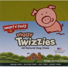 Piggy Twizzies Natural Chew Stick